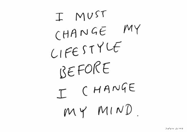change-of-lifestyle